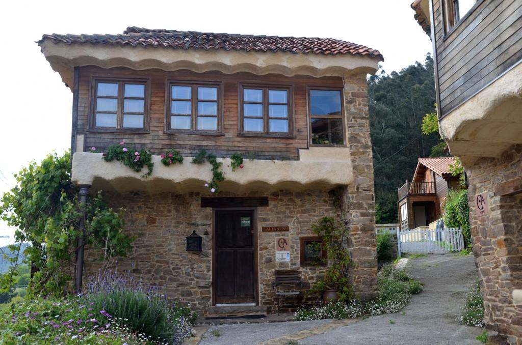 Les cases de walianu o casas rurales con jacuzzi en asturias - Casa rural con jacuzzi aragon ...