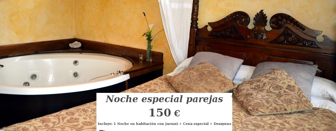 Oferta Escapada Romantica Asturias con jacuzzi