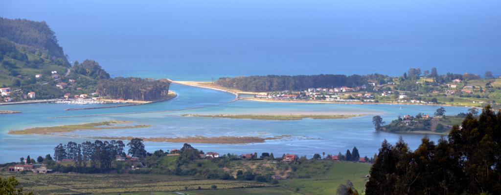 Ría de Villaviciosa (Asturias)